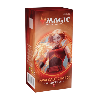 Cavalcade Charge Deck (AVAILABLE NOW)