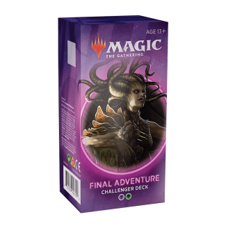 Final Adventure Deck (AVAILABLE NOW)