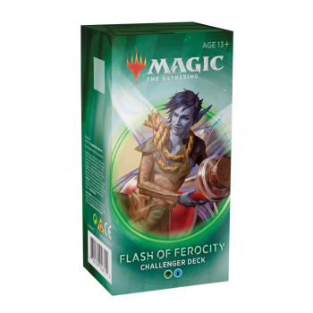 Flash Of Ferocity Deck (AVAILABLE NOW)