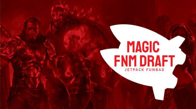 MAGIC FNM DRAFT FUNBAGS