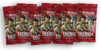 Ikoria Booster Packs X7
