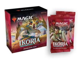 Ikoria Prerelease Pack With 3 Boosters – While Supplies Last