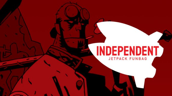 INDEPENDENT JETPACK FUNBAGS