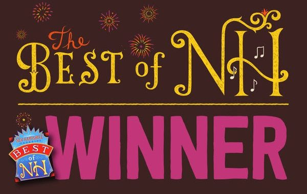 Thank You For Awarding Us The Best Of NH Award!