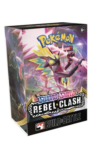 POKEMON REBEL CLASH  Prerelease Pack