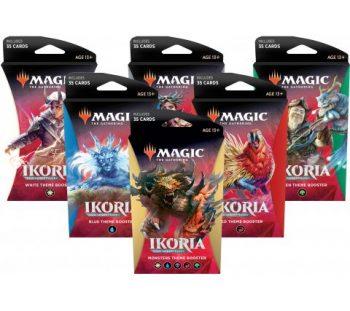 7x Ikoria Theme Boosters