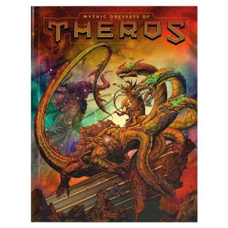 D&D Mythic Odysseys Of Theros (Alternate Art Edition)