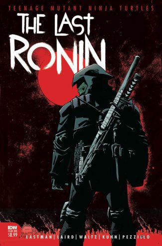 TMNT THE LAST RONIN #1 (EASTMAN A COVER)