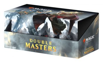 MAGIC DOUBLE MASTERS BOOSTER BOX