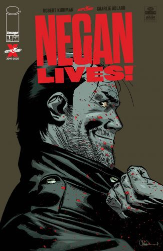 NEGAN LIVES #1