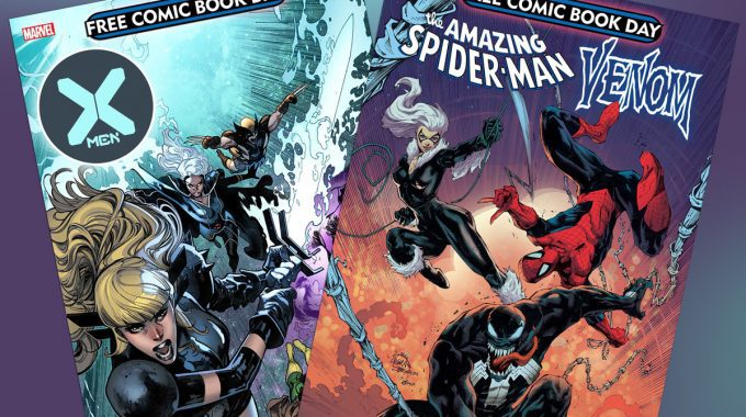 Marvel To Give Free X-Men & Spider-Man/Venom Books In July!