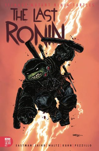 TMNT THE LAST RONIN #1 (1/10 EASTMAN INCENTIVE COVER)