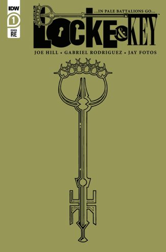 LOCKE & KEY IN PALE BATTALIONS GO #1 (JETPACK COMICS GID EXCLUSIVE)