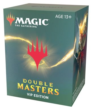 MAGIC DOUBLE MASTERS VIP EDITION