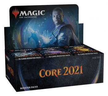 CORE SET 2021 BOOSTER BOX (Available 7/3)