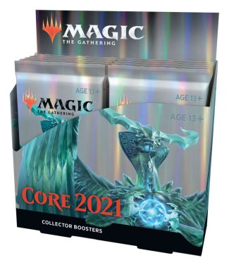 CORE SET 2021 COLLECTOR BOOSTER BOX (Available 7/3)