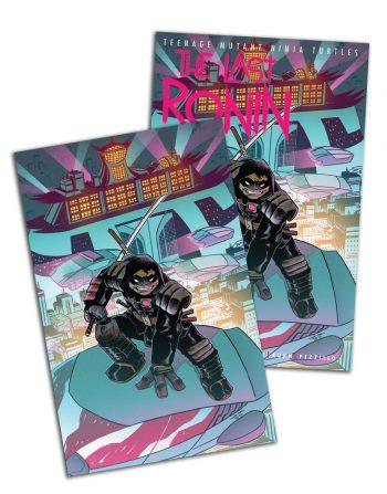 2x TMNT THE LAST RONIN #1 JETPACK COMICS EXCLUSIVE