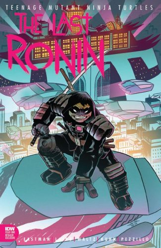 TMNT THE LAST RONIN #1 (JETPACK COMICS EXCLUSIVE)