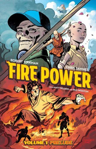 FIREPOWER Vol 1 Prelude OGN (includes FCBD Firepower #1)