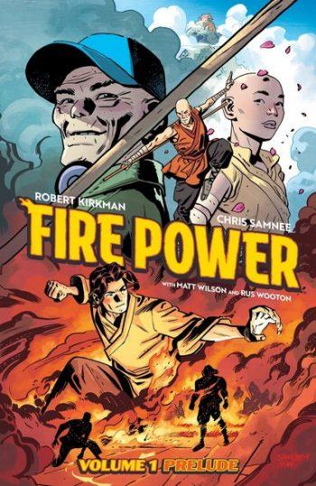 FIREPOWER Vol 1 Prelude OGN (includes FCBD Firepower #1)