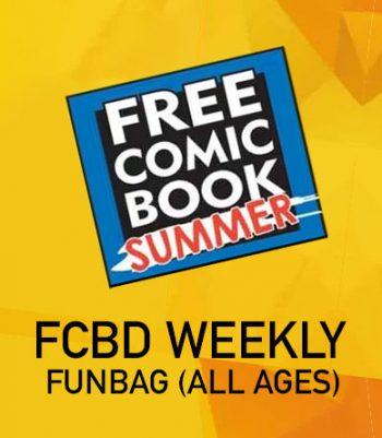 FCBD WEEKLY FUNBAG – Week 1 (ALL AGES)