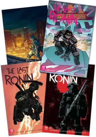 TMNT THE LAST RONIN #1 (PIZZA PARTY BUNDLE)