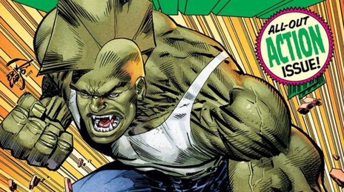 RICH WOODALL SIGNING COPIES OF SAVAGE DRAGON #250 On 7/15/20