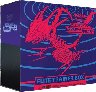 Pokemon Darkness Ablaze Trainer Kit