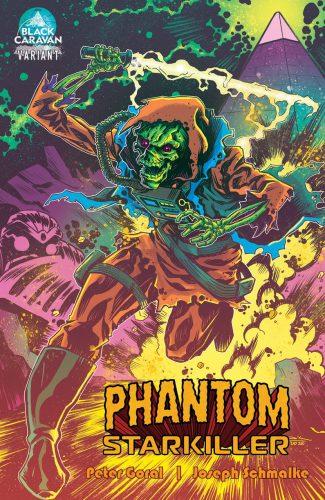 PHANTOM STARKILLER #1 (Variant Cover)