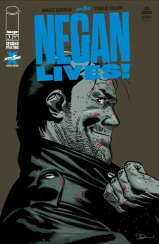NEGAN LIVES #1 (2nd Printing)