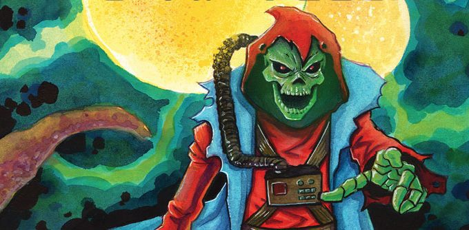 Grab The Latest From Black Caravan: Phantom Starkiller!