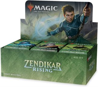 ZENDIKAR RISING DRAFT BOOSTER BOX EARLY RELEASE (IN STORE PICK UP ONLY)