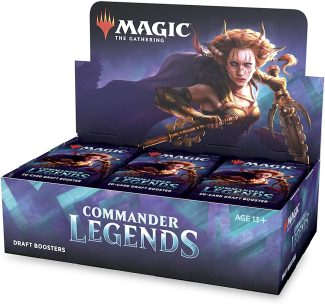Commander Legends Pre-Release Booster Box (Available In-store Only)