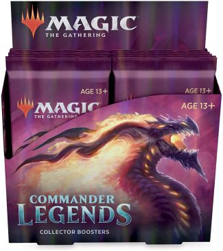 COMMANDER LEGENDS COLLECTOR BOOSTERS