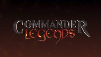COMMANDER LEGENDS COMMANDER DECK (SET OF 2)