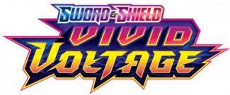 POKEMON Sword & Shield Vivid Voltage Prerelease Pack W/ 2 Boosters