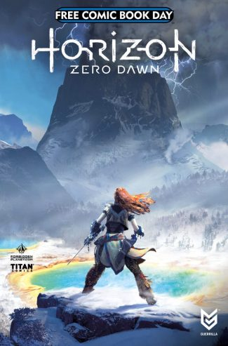 HORIZON ZERO DAWN #00 (HZD FCBD EXCLUSIVE)
