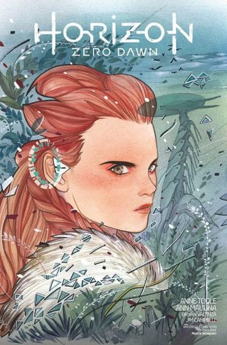 Horizon Zero Dawn #1 (Peach Momoko SDCC Connecting Variant)