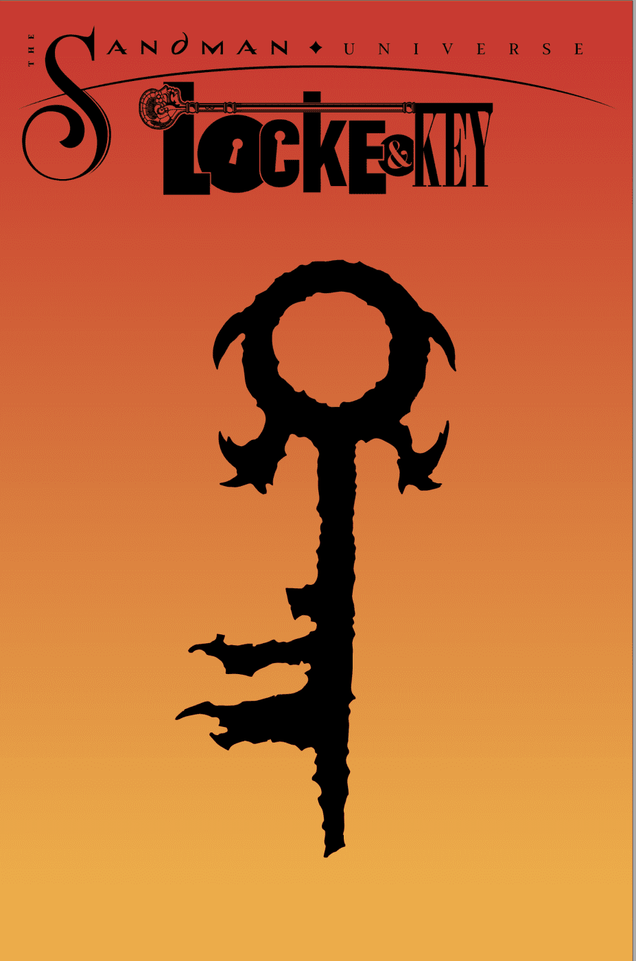 Locke & Key Sandman Hell & Gone