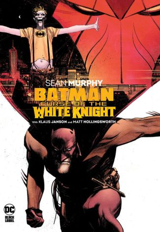 Batman Curse Of The White Knight Hardcover – Local Pickup Only