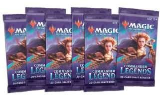Commander Legends Pre-Release Draft Kits (Available In Store Only)