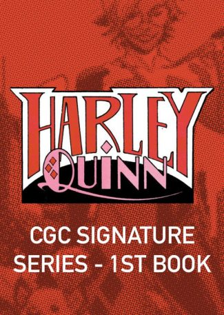 Batman: White Knight Presents Harley Quinn Signing (CGC Signature Series- First Book)