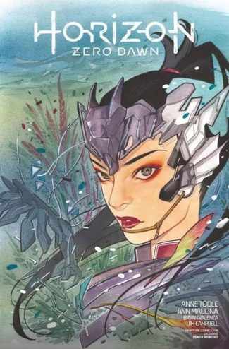 Horizon Zero Dawn #1 (Peach Momoko NYCC Connecting Variant)