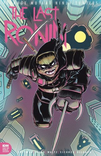 TMNT THE LAST RONIN #2 (JETPACK COMICS EXCLUSIVE)