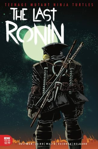 TMNT THE LAST RONIN #1 (2nd Printing)