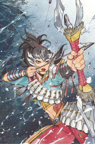 HORIZON ZERO DAWN #3 (PEACH MOMOKO VIRGIN VARIANT)