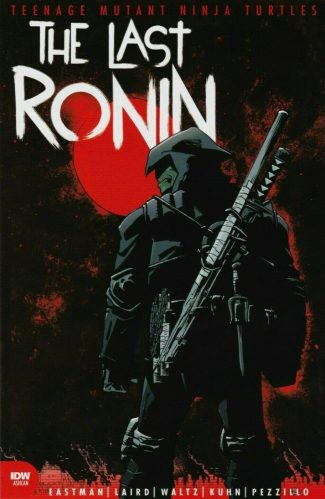 TMNT THE LAST RONIN #1 (ASHCAN SAMPLER – SLIGHTLY DAMAGED)