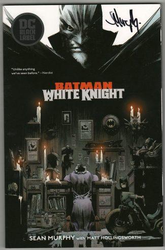 BATMAN: WHITE KNIGHT TRADE PAPERBACK (SIGNED SEAN MURPHY)