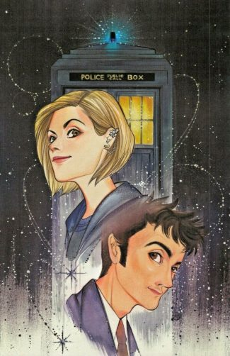 DOCTOR WHO #2 (EXCLUSIVE MOMOKO VIRGIN VARIANT)