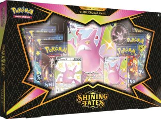 Pokemon TCG: Shining Fates Premium Collection  (ships Random 1 Of 2)